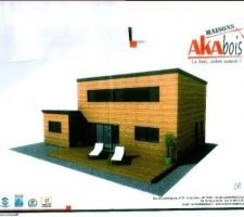Maison Ekobois