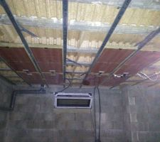 Plafond rayonnant 60watt par module