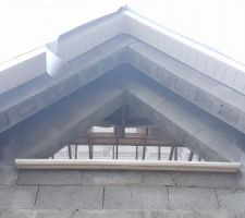 Triangle du vide sur hall