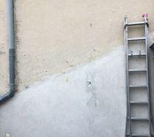 Mur mitoyen en attente de rénovation et je suis preneuse de vos idées