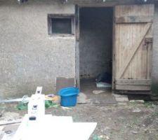Les futures toilettes sèches de chantier !