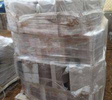 Livraison matériaux