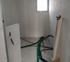 Pré-installation électrique