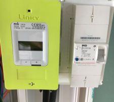 Intervention enedis raccordement électrique
