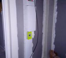 Tableau électrique modulaire Schneider Electric