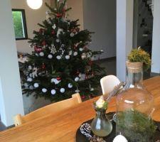 Déco de Noël : le sapin (les décos ne changent guère ;) )