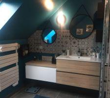 Salle de bain enfants et petits enfants
