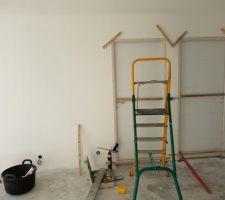 Porte Ketch 83 cm, support prêt à peindre