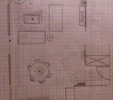 Idée aménagement séjour
