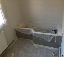 Salle de bains des filles