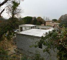 Plancher hourdis toits terrasse