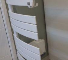 Sèche serviette Sauter