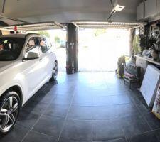 Une journée pour enfin retrouver mon garage presque ranger