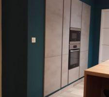 La cuisine est totalement terminée enfin !