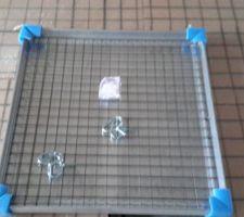 Trappe pour vide sanitaire.