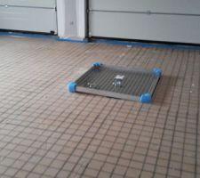 Trappe du vide sanitaire