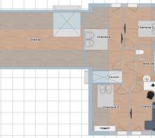 Idée d'aménagement de la maison