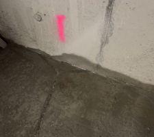 Inondation du sous-sol