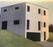 Voici à quoi devrait ressembler notre maison