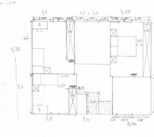 Plan chambres 2