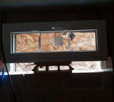 Fenêtre sous sol