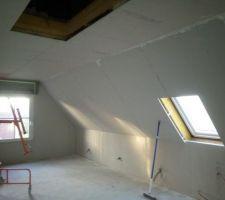 Chambre enfants et mezzanine