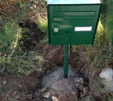 Et une boîte aux lettres