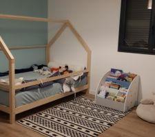 Chambre de mon bebe, deco en cours ...