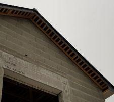 Couverture du toit
