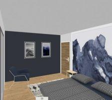 Notre future chambre !