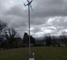 Éolienne 300w pour autoconsommation