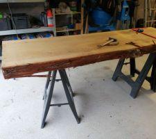 Planche séquoia