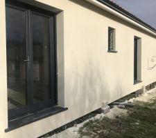 01.02.2019 les travaux façades on commencé....