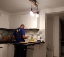 Mr à la cuisine, c est beau ?