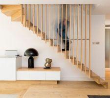 Claustra escalier