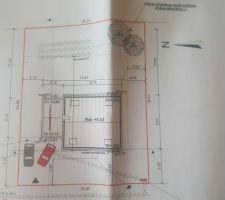 Plan définitif maison