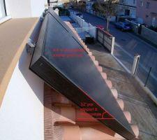 Panneaux ECS solaire