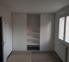 Placard chambre r+1