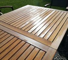 Rénovation du bois