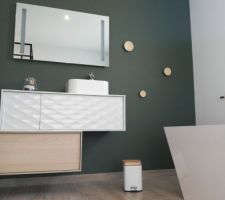 Prise de vue salle de bain