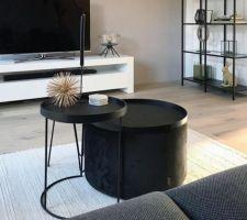 Idee table salon