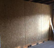 Montage cloison/mur de refend
