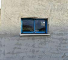 Fenêtre cuisine posée