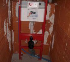 WC suspendu RC