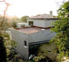 Étanchéité toit terrasse terminée