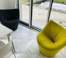 Nouveaux canapés et fauteuils