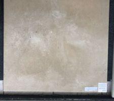 Carrelage 60x60 beige - ton pierre