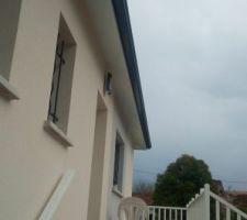 Débord de toit changé!!