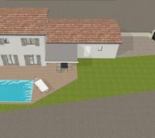 Notre projet piscine