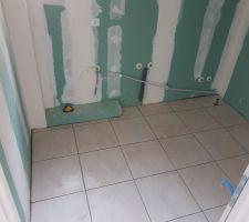 Carrelage salle de bain et salle d eau
